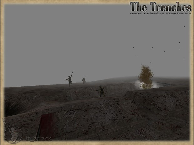 The Trenches v1.1 (BETA) SVN Revision 544.1