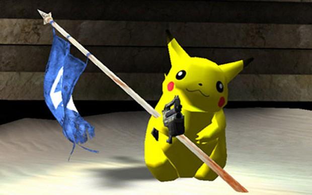 Pikachu Skin and Voice UT2004