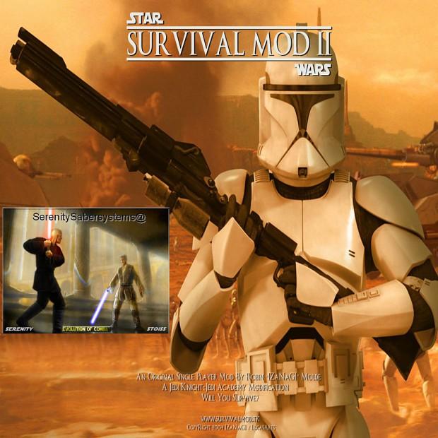 Survival Mod EoC SaberBlock Addon for singleplayer