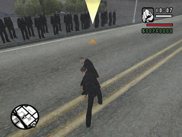 DYOM Matrix missions pack