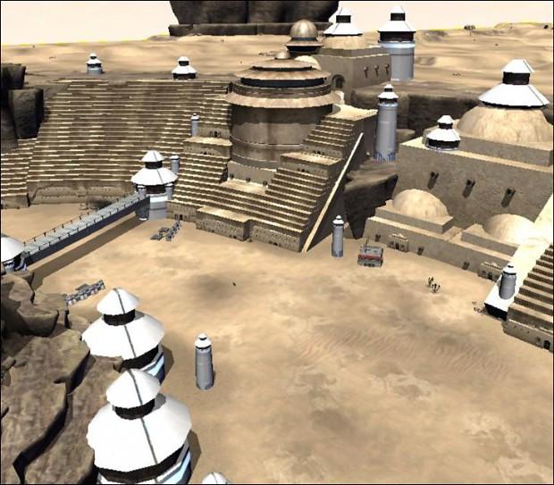 Tatooine Map Pack