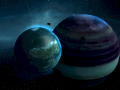 Enhanced Planets and Planetoids