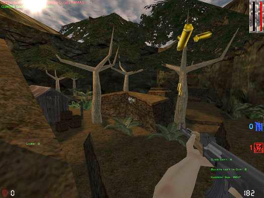 Jungle Warfare Patch 1.1