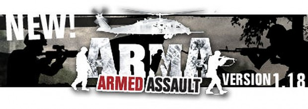 ARMA: Armed Assault's final patch 1.18