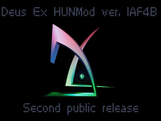 Deus Ex HUNMod v1AF4B