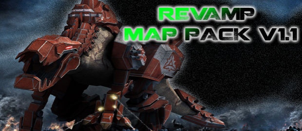 Revamp Map Pack v1.1