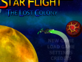Starflight Lost Colony beta 4