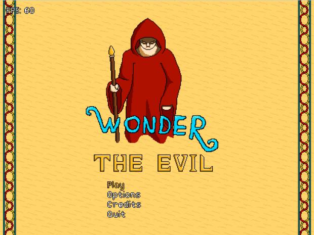 Wonder: The Evil. Alpha 2011.4.20
