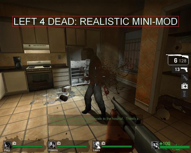 Realistic mini-mod