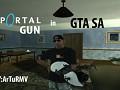 portal gun model