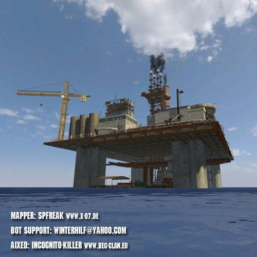 Oil Rig Battle