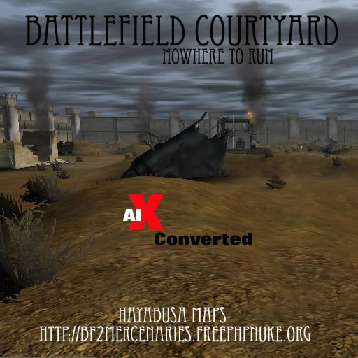 Battlefield Courtyard