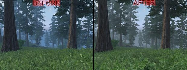 Elder Scrolls IV Oblivion - Better fog
