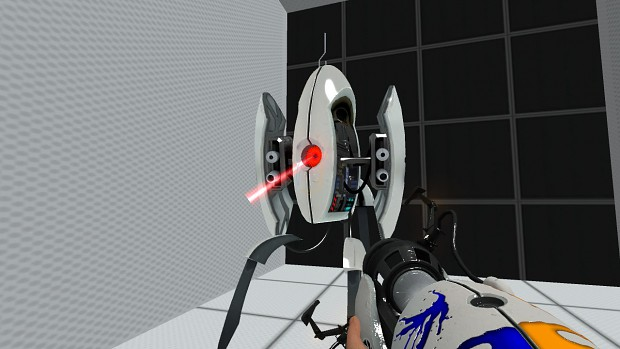 Modified Portal Turret (Portal 2 Style)