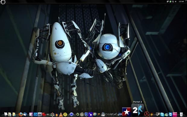 Custom Portal Theme Files