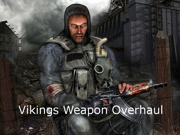 Vikingstalker Weapon Overhaul (OUT DATED)