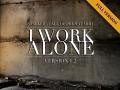 """I Work Alone"" ver.1.2"