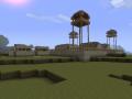 Minecraft fort