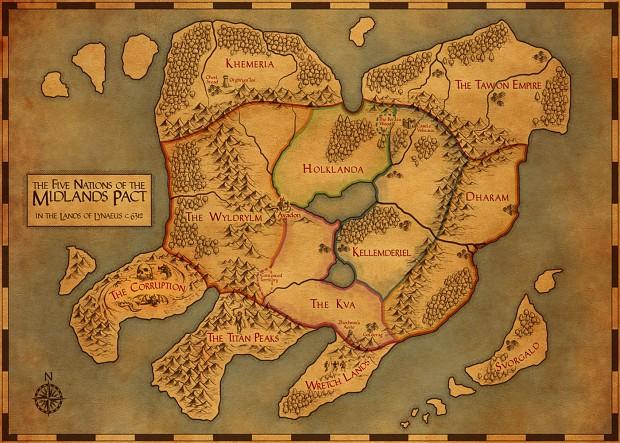 Manual & Map