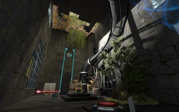 Portal 2 LAB-irynth