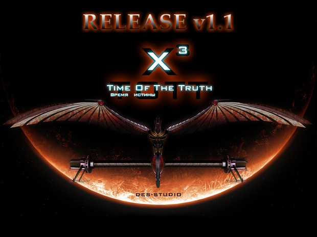 X3: Time Of The Truth v1.1