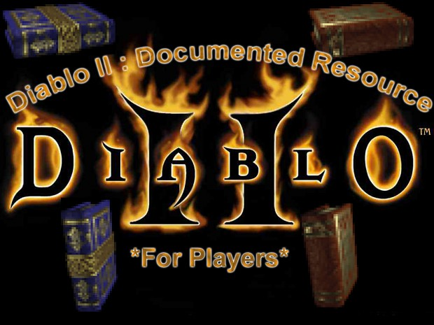 Diablo II : The Documented Resource For Players