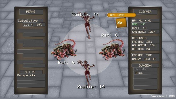Relentless Dungeon v.088 Beta