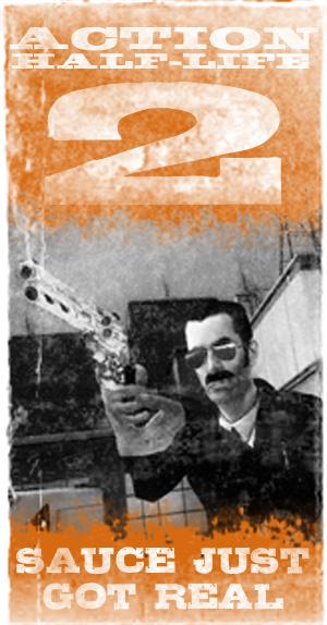 Action Half-Life 2 version 2 .zip package