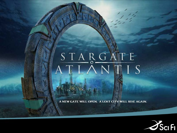 Our Stargate Map Pack