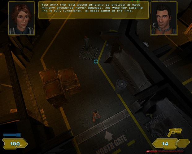 Shadowgrounds: Beast (1st release)