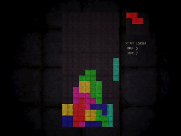 Tetris - The Dark Descent (Old: V1.1)