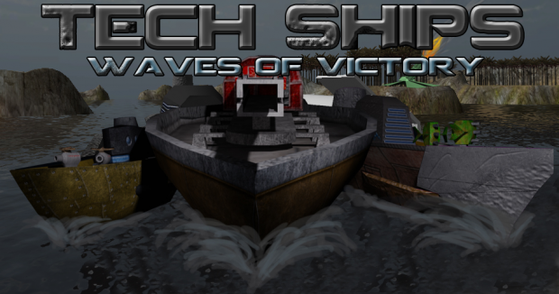 [Final]Tech Ships - Waves of Victory[Windows]
