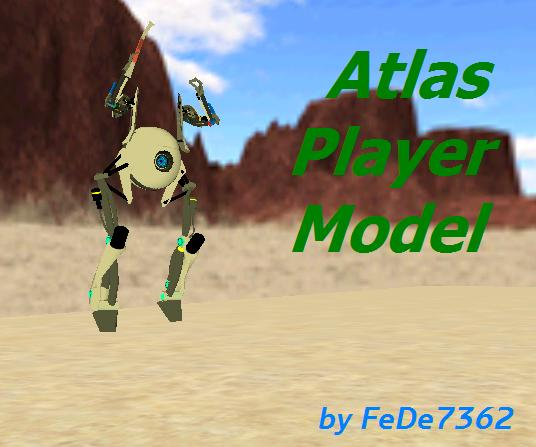 Atlas PlayerModel