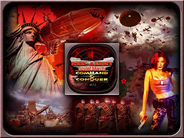 Red Alert 2 патчи
