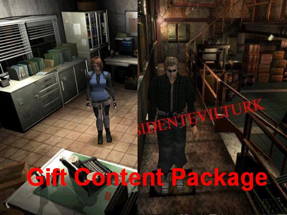 Gift Content Package