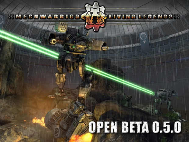 MechWarrior: Living Legends 0.5.0 Open Beta