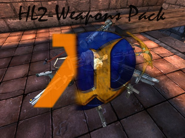 Half life 2 Weapons pack
