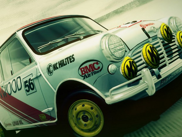 Dirt 3 no intro