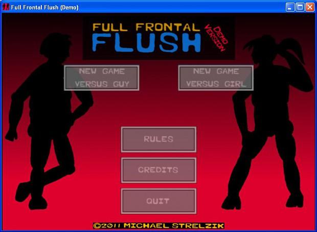 Full Frontal Flush (Demo Version)