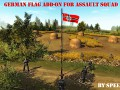 German Flag Add-On For Men of War Assault Squad