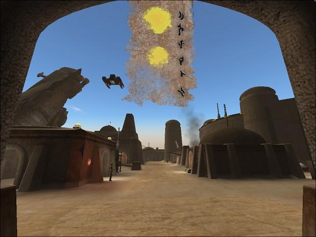 Mos Kreetle (Tatooine) Jedi Academy mp