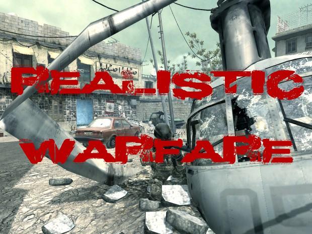 Realistic Warfare V0.7b