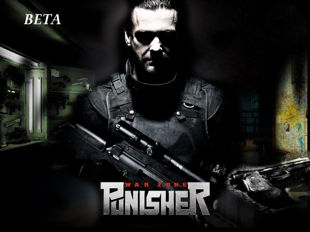 The Punisher War Zone BETA