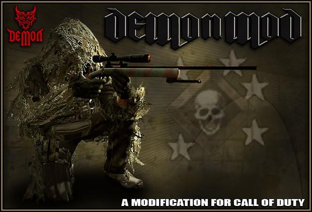 Demon MW2 Mod COD4 1.7