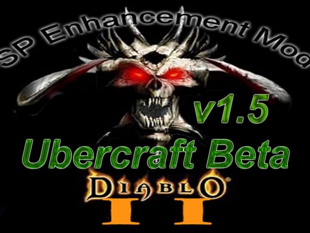 Diablo II SP Enhancement Mod v1.5b Stand-Alone