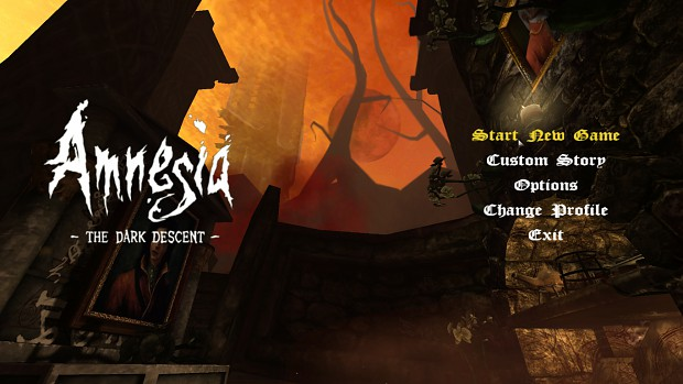 Amnesia: Through the Portal v0.9