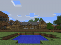 Minecraft House V4