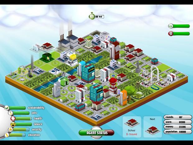 City Rain PC English 1.1