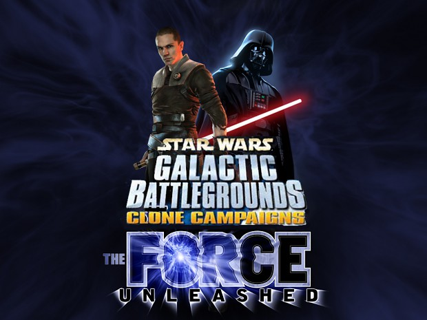 Galactic Battlegrounds: The Force Unleashed Demo