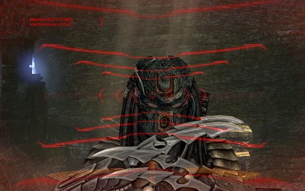AVP Predator Mask